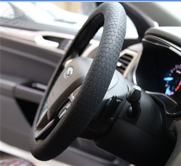 silicone steering wheel covers for all car,6 colors.