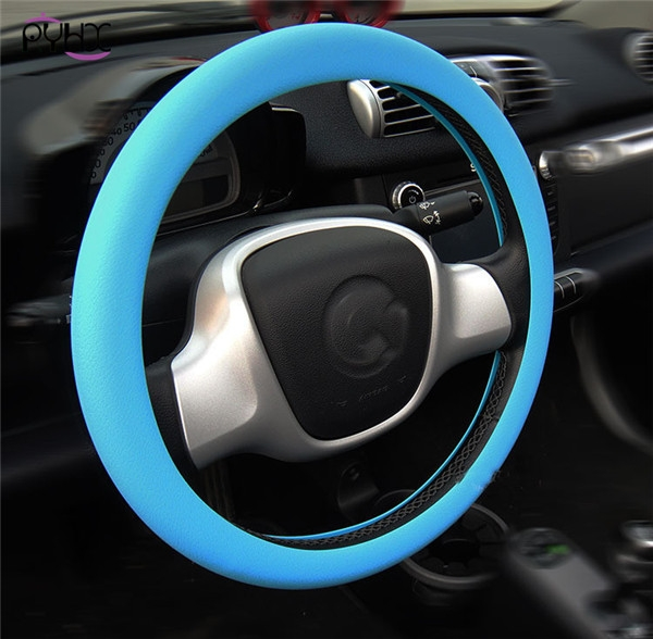 Silicone steering wheel covers for Hyundai,6 colors.