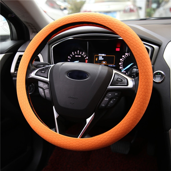Silicone steering wheel covers for Peugeot,6 colors.