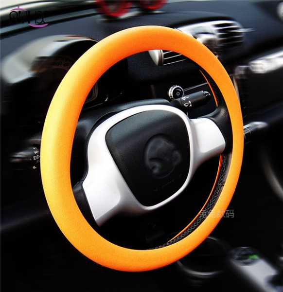 Silicone steering wheel covers for Chevrolet,6 colors.