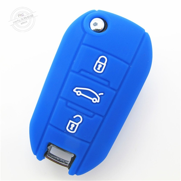 Peugeot car key covers, silic...