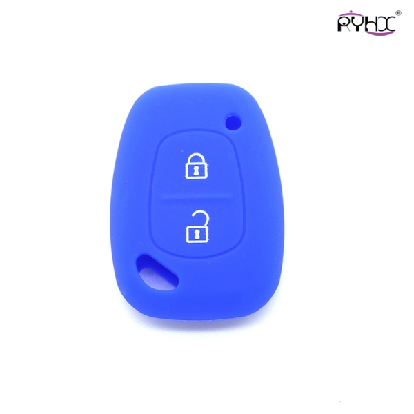 Renault car key case, silicone key covers for brand car, light car key shell, low price car key protective covers