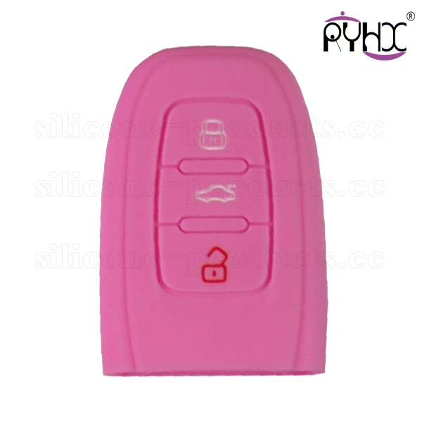 New silicone car key cover f...