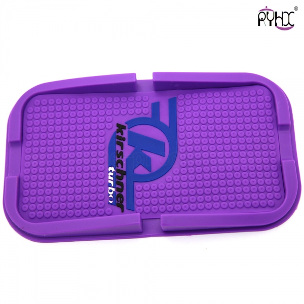 silicone non-slip mat, fixing phone mat, car accessories decoration
