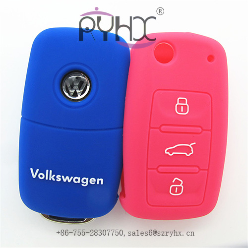 Do you want to wholesale VW Car Key Cover 3 Button Flip Key