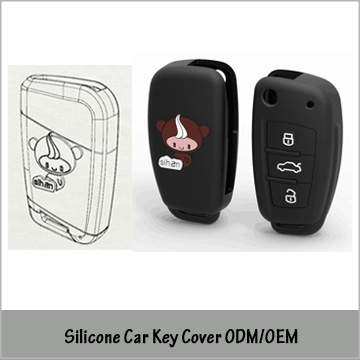 Silicone Car Key Cover OEM_ODM