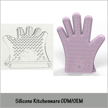 Silicone Kitchenware ODM_OEM