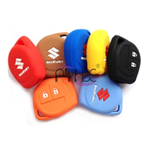New 2 Buttons Car Key Protector Cover For Suzuki SX4 Swift Liana Grand Vitara Jimny Alto.
