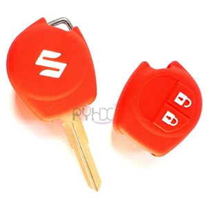 Suzuki SX4 Swift Liana Grand Vitara Jimny Alto Silicone Key Cover(2 Buttons).