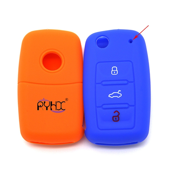 Silicone key cover for VW Beetle-Wholesale Custom