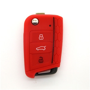 silicone key cover for Golf 7-Wholesale Custom