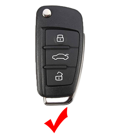 Audi-car-key-remote