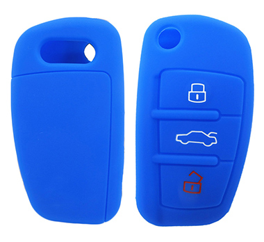Audi Q5 key fob cover(debossed)
