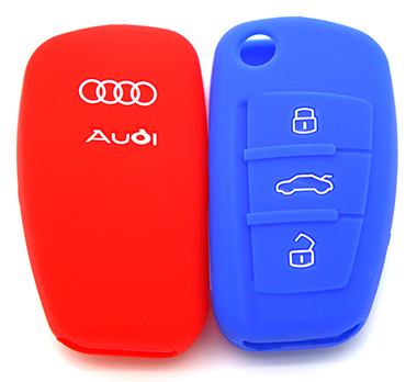 Audi Q5 key fob cover(Embossed)