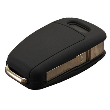 Black Audi Q5 key fob cover 3