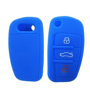 Audi A2 silicone key shell-Wholesale Custom