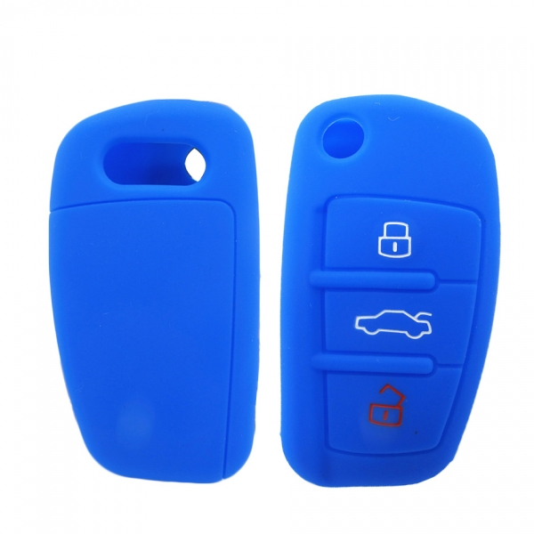 Audi A4 silicone remote cover-Wholesale Custom