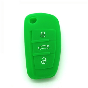 Silicone car key shuck for Audi A5