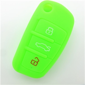 Audi A6L silicone key shell-Wholesale Custom