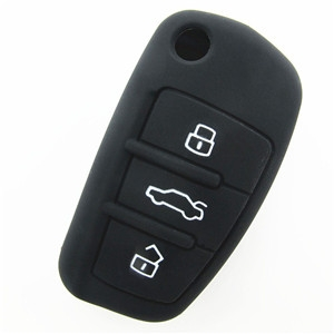Silicone key shell for Audi TT-Wholesale Custom