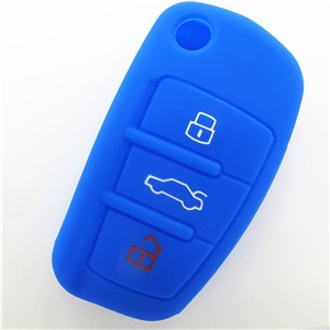 ​Silicone key fob cover for Audi TT-Wholesale Custom