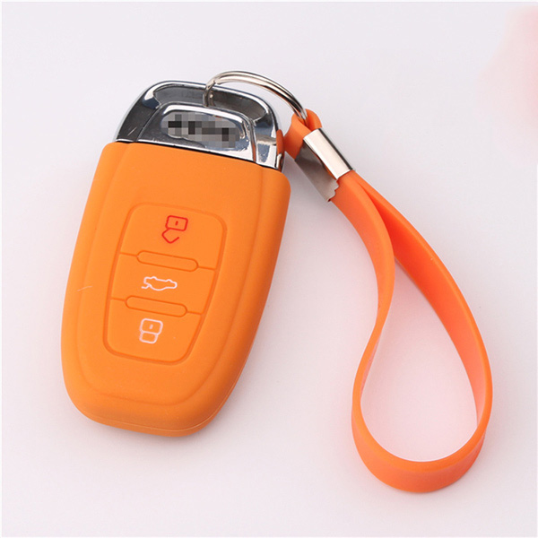 silicone-key-protector-for-Audi-B8