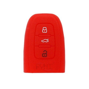 Silicone car key shuck for Audi B8